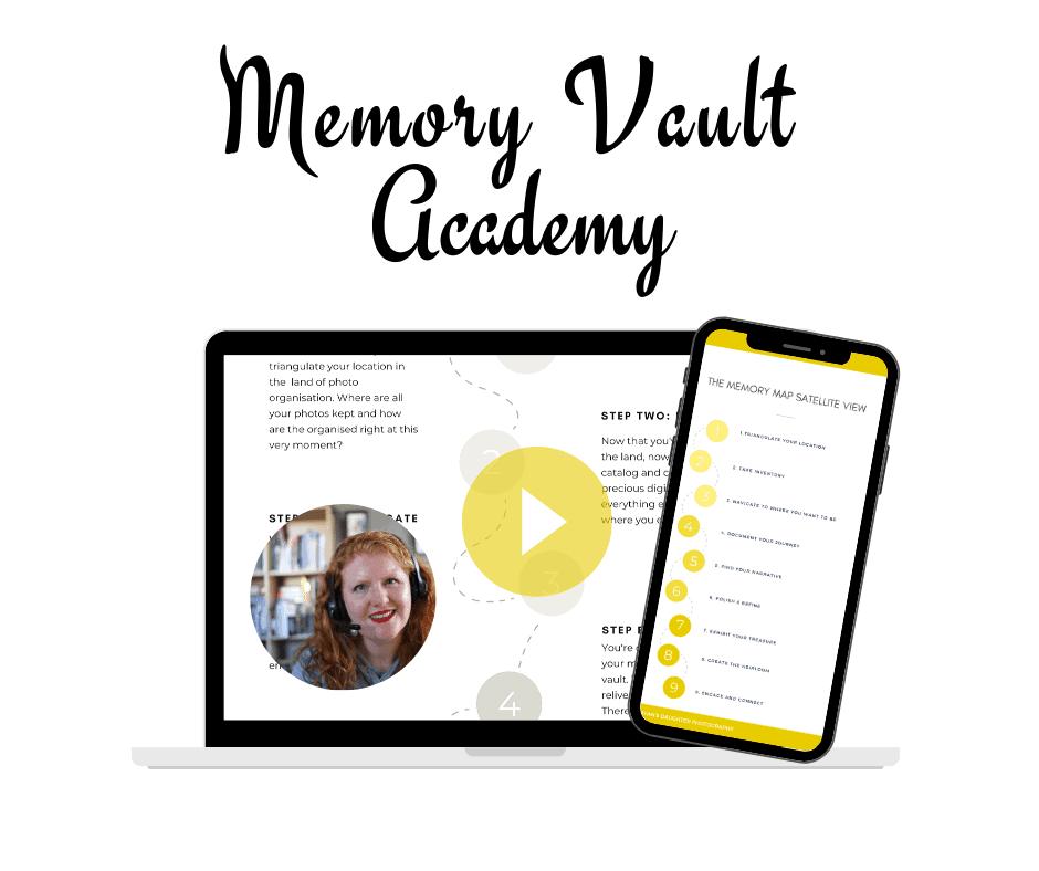 Memory Vault Academy - BETA ROUND